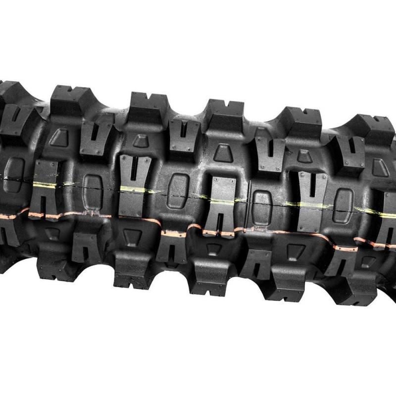 Motoz Arena Hybrid 120/100-18 Rear Tyre